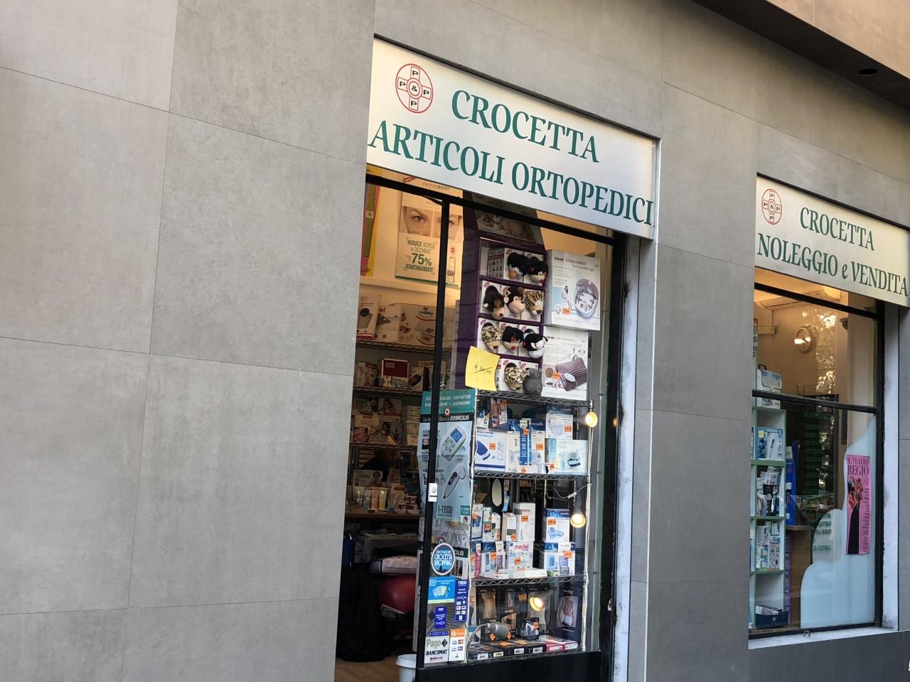 P&P negozio a Torino dove trovare elettromediacali torino